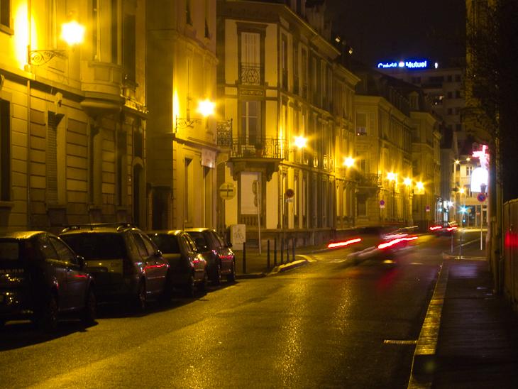 Rue d'Illzach